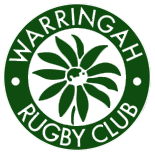 Warringah Rugby Club Retina Logo
